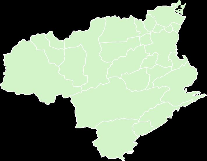 徳島県マップ